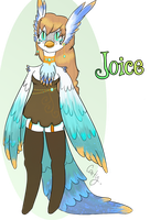 Joice by Lost-in-Equestria