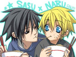 Why Sasuke likes ramen... by pineapplebes