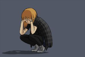 Stressed out.. by ChuuStar