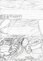 Xenoblade Chronicles Prologue Comic Page 1... WIP by dragontamer272