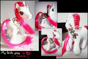 My Little Pony Personal Custom by Snuzzle