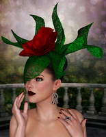 My Rose Hat by Ikke46