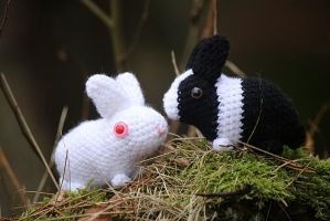 Mellerud Bunnies by novablue