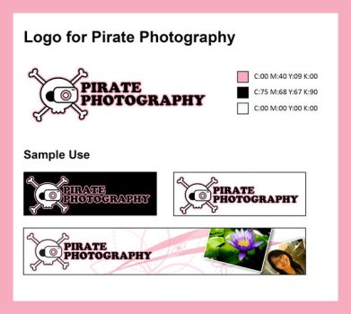 Logo: Pirate Photography by aessedai82