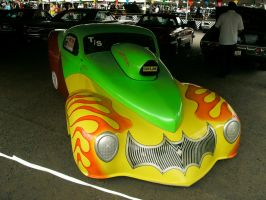 Willys Drag Racer by Mister-Lou