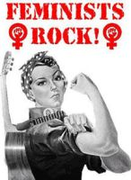 feminists rock by youngfemradio