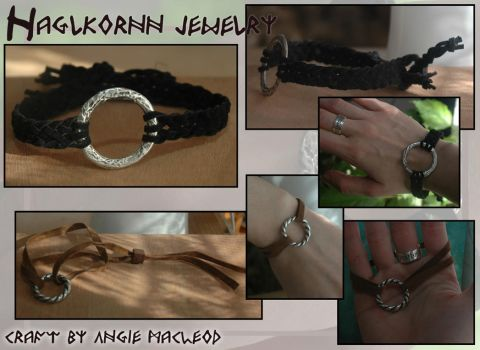 Haglkornn Jewelry by ValkAngie