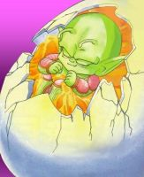 Baby Piccolo by Grincha