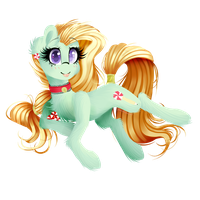 Commission for @tulullypone by StarArtCreations