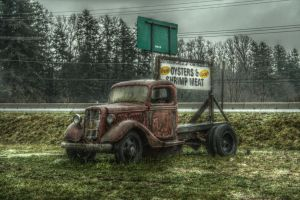 Painterly Signage by ImagesByAndrew