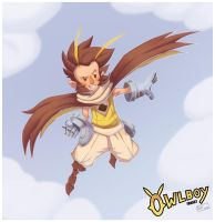 Owlboy by Ocarian