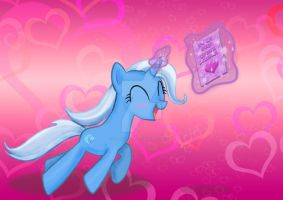 Trixie Contest Entry- Compete by superkitten1990