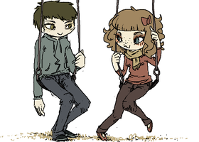 swingfrens yaaay by GRAMMAR