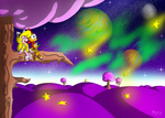 Space Is Cool by RedDiamondFox73