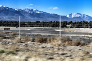 Salida Mountains by Devan465