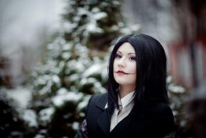Am I beautiful? by Lady-I-Hellsing