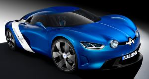 Alpine A110 (2015) by Antoine51