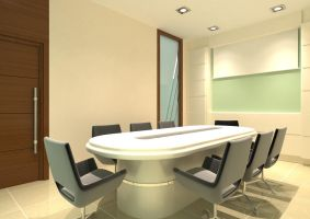 Meeting Room by mimi6326