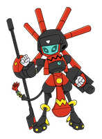 Maasai Moran by Waito-chan