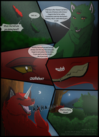 Wolf Song Page 32 by ShroudofShadows