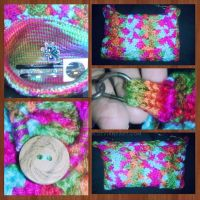 Easy Paolo Purse ~ my version by Luineannon