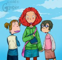 As told by Ginger by tim-tyan