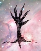 hand tree by InATelephoneBox