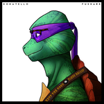 Donatello - Mutant Days by FuShark