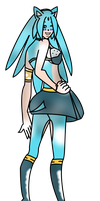 Adnot's Second Waterbearer- Seleana Oceanglory by SelTheQueenSeaia