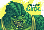 KILLER CROC by Shaiger