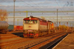 IDS Cargo 749 162-4 and 730 634-3 in Rajka by morpheus880223