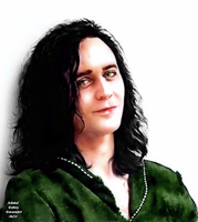 Loki - The Dark World II by AdmiralDeMoy