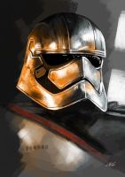 Captain Phasma by 5IC