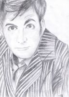 Allons-y! 10th Doctor [Who] by MadeInACME