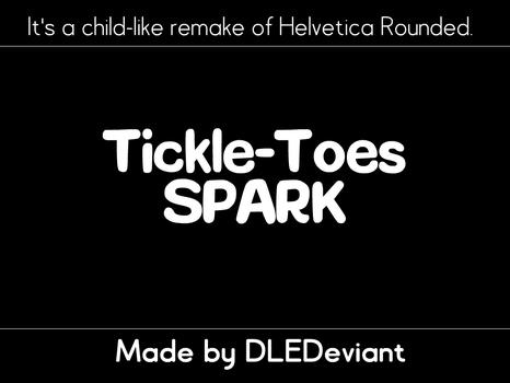 Tickle-Toes Spark by DLEDeviant