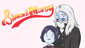 Simon and Marcy by sanora