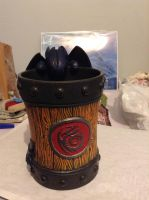 how to train your dragon toothless tankard mug by dragonempress87
