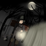 The Fog is Thick Tonight by DesertGuerilla