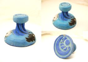 Custom Watertribe Stamp/Seal by cityoffog