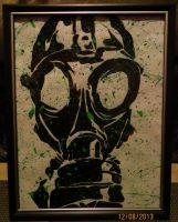 GAS MASK by ShannonB86