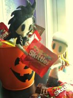 The Best kind of Candies... by Invader-Valo