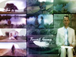 Forrest Gump by Tappsy