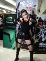 Lara on the Con by MissNellie