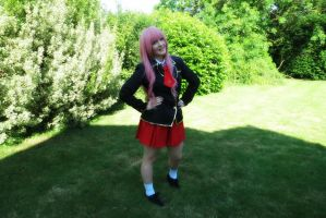 Baka and Test Himeji Cosplay 17 by KatintheAttic