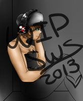 .:WIP:. My Escape by constantlyBuzzing