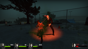 Slenderman in...Left 4 Dead 2? by TheSilverDragon116