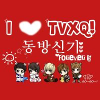 I Love TVXQ by KNPRO