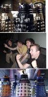 reaction guys daleks by aspieomnipintent
