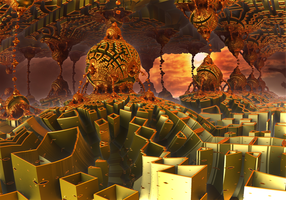 Labirynthia Temples by PhotoComix2