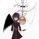 Death Angel  +L x Light+ by Mysterious-L